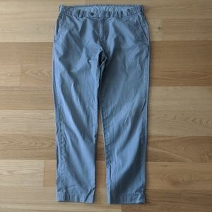 Brooks Brothers Milano W36/L32 Grey Pants